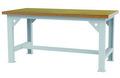 Schwerlasttisch 03.15.000.6A, höhenverstellbar, Breite 1500 mm | günstig bestellen bei assistYourwork