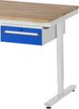 Zubehör Arbeitstisch adlatus 150, Unterbau-Container mit einer Schublade | günstig bestellen bei assistYourwork