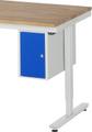 Zubehör Arbeitstisch adlatus 150, Unterbau-Container, Utensilienbox mit 1 Flügeltür | günstig bestellen bei assistYourwork