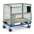 Paletten-Fahrgestell 10-4062, 1300x900mm, Tragkraft 600kg | günstig bestellen bei assistYourwork