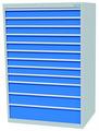 Schubladenschrank 115-0921V10A, Tiefe 736 mm 12 Schubladen  | günstig bestellen bei assistYourwork