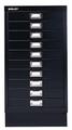 Schubladenschrank MultiDrawer L29A310S, DIN A3 10 Schubladen, mit Sockel | günstig bestellen bei assistYourwork