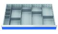 Metalleinteilung 154BLH100A Blendenhöhe 100-125 mm | günstig bestellen bei assistYourwork