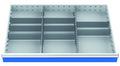 Metalleinteilung 166BLH200A Blendenhöhe 200-300 mm | günstig bestellen bei assistYourwork