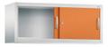 Aufsatzschrank mit Schiebetüren, BxTxH 1200x400x500 mm | günstig bestellen bei assistYourwork