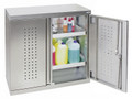 CABINOX Edelstahl-Umweltschrank 470-030-20, HxBxT 900x900x400mm | günstig bestellen bei assistYourwork