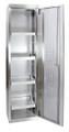 CABINOX Edelstahl-Umweltschrank 470-030-30, HxBxT 1800x450x400mm | günstig bestellen bei assistYourwork