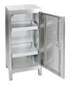 CABINOX Edelstahl-Umweltschrank 470-031-10, HxBxT 1000x450x400mm | günstig bestellen bei assistYourwork