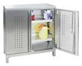 CABINOX Edelstahl-Umweltschrank 470-031-20, HxBxT 1000x900x400mm | günstig bestellen bei assistYourwork
