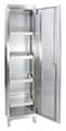 CABINOX Edelstahl-Umweltschrank 470-031-30, HxBxT 1800x450x400mm | günstig bestellen bei assistYourwork