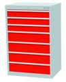 Schubladenschrank 60.340A, 7 Schubladen, BxTxH 680x500x1019mm | günstig bestellen bei assistYourwork