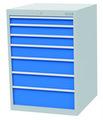 AKTION Schubladenschrank 700-1321V10A, 7 Schubladen, EXPRESS-Versand    günstig bestellen bei assistYourwork