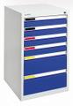 MovaFlex 500 Schubladenschrank 7901007 HxBxT 900x500x500mm,  | günstig bestellen bei assistYourwork