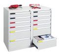 MovaFlex 500 Schubladenschrank 7903007 HxBxT 900x1000x500mm, 12 Schubladen | günstig bestellen bei assistYourwork
