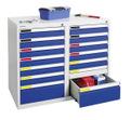 MovaFlex 500 Schubladenschrank 7903107 HxBxT 900x1000x500mm, 14 Schubladen | günstig bestellen bei assistYourwork