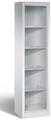 Werkstattregal BxTxH 500x400x1950, 4 verzinkte Einlegeböden | günstig bestellen bei assistYourwork