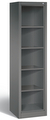 Acurado Büroregal 9135-000, HxBxT 1950x500x500 mm, 4 Einlegeböden | günstig bestellen bei assistYourwork