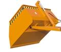 Stapler - Schaufel BSE-H50 hydraulisch 0,50m³ | günstig bestellen bei assistYourwork
