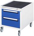 Zubehör Arbeitstisch adlatus 150, Roll-Container, 2 Schubladen | günstig bestellen bei assistYourwork