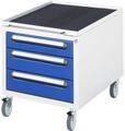 Zubehör Arbeitstisch adlatus 150, Roll-Container, 3 Schubladen | günstig bestellen bei assistYourwork