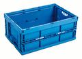 Faltbarer Transport-Stapelkasten FTK 600-260-0, LxBxH 600x400x260mm | günstig bestellen bei assistYourwork