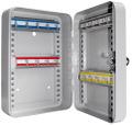 Schlüsselkassette Format SK 20, HxBxT 250x180x80mm | günstig bestellen bei assistYourwork