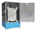 Gefahrstoff-Schrank GS-4, verzinkt für 1 1000-l-IBC | günstig bestellen bei assistYourwork