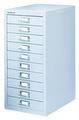Schubladenschrank MultiDrawer L2910, 29er Serie, 10 Schubladen | günstig bestellen bei assistYourwork