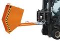 Kippmulde KK 250 kastenförmig, verzinkt, Inhalt ca. 250l | günstig bestellen bei assistYourwork