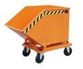 Kippmulde KK 400 kastenförmig, lackiert, Inhalt ca. 400l | günstig bestellen bei assistYourwork