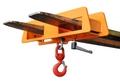 Lasthaken LH-II 2,5  lackiert Traglast 2500kg | günstig bestellen bei assistYourwork