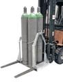 Stahlflaschen-Palette Typ SFP 4 verzinkt, für max.4 Stahlflaschen | günstig bestellen bei assistYourwork