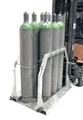Stahlflaschen-Palette Typ SFP 8 verzinkt, für max.8 Stahlflaschen | günstig bestellen bei assistYourwork
