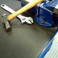 COBArib Standard RR010020C Gummiläufer 1,2 m x lfm., Materialstärke 3 mm | günstig bestellen bei assistYourwork