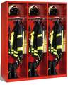 Evolo Feuerwehrschrank 48315-331 3 Abteile á 500mm, ohne Wertfach | günstig bestellen bei assistYourwork