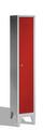 Classic Spind 8010-10, auf Füßen 1 Abteil, Abteilbreite 300mm | günstig bestellen bei assistYourwork