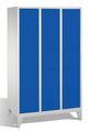 Wertsachenschrank 8010-325, mit Füßen 3x5 Fächer, Abteilbreite 400mm, | günstig bestellen bei assistYourwork