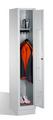 Classic Garderobenspind 8020-10, auf Sockel 1 Abteil, Abteilbreite 300mm | günstig bestellen bei assistYourwork
