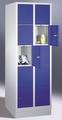 Wertfachschrank 8020-205, mit Sockel 2x5 Fächer, Abteilbreite 300mm,   günstig bestellen bei assistYourwork