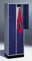 Intro Schließfachschrank 8270-201 4 Fächer, HxBxT 1950x620x480-500mm | günstig bestellen bei assistYourwork