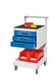 ®RasterPlan Montagewagen 1801.00.1016 HxBxT 1050x500x660mm | günstig bestellen bei assistYourwork