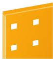 ®RasterPlan Lochplatten 1000 x 450 mm  | günstig bestellen bei assistYourwork