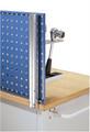 Werbankhalterung für ®RasterPlan 1 Lochplatte 4470.00.0401 | günstig bestellen bei assistYourwork