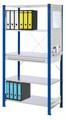 ®RasterPlan Steckregal mit Ausstattung Grundfeld H 2000 x B 1000 x T 500 mm | günstig bestellen bei assistYourwork