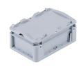 KAPPES Euro-Transportbehälter - Auflagedeckel L x B 300 x 200 mm | günstig bestellen bei assistYourwork
