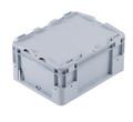 KAPPES Euro-Transportbehälter - Auflagedeckel L x B 300 x 400 mm | günstig bestellen bei assistYourwork