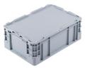 KAPPES Euro-Transportbehälter - Auflagedeckel L x B 400 x 600 mm   günstig bestellen bei assistYourwork
