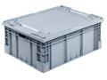 KAPPES Euro-Transportbehälter - Auflagedeckel L x B 600 x 800 mm   günstig bestellen bei assistYourwork