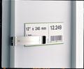 KAPPES Euro-Transportbehälter Etikettenhalter aus Federstahl | günstig bestellen bei assistYourwork