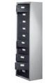 ErgoPlus® Wäscheausgabeschrank mit 10 Fächern H x B x T 1850 x 450 x 500 mm | günstig bestellen bei assistYourwork
